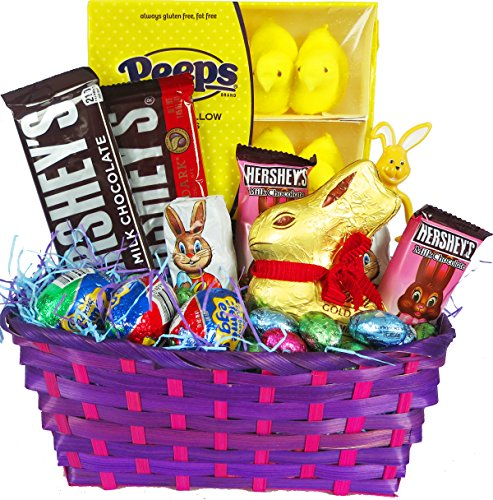 Easter gifts gifts for holidays classic easter basket negle