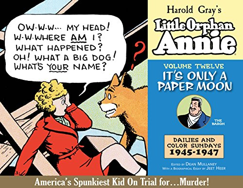 Complete Little Orphan Annie Volume 12