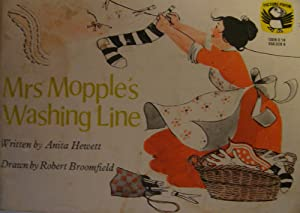 mrs mopple 39 s washing line puffin picture books amazon. Black Bedroom Furniture Sets. Home Design Ideas