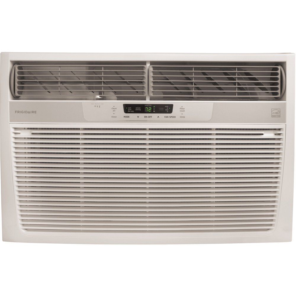 Frigidaire FRA296ST2 28,500 BTU Window-Mounted Heavy-Duty Air Conditioner with Temperature Sensing Remote (230 volts)