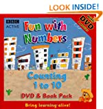 Fun with Numbers: Counting  1 to 10 Pack: Counting Pack (Watch and Learn)