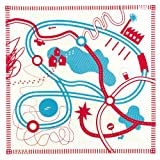 Creative Play Organic Play Mats (Trains & Cars Red/Blue)