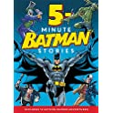 5-Min Batman Stories Hardcover Book