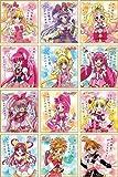 魔法つかいプリキュア! オールスタービジュアル色紙コレクション BOX商品 1BOX = 12個入り、全12種類
