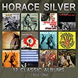 12 Classic Albums 1953-1962 [6CD] Horace Silver