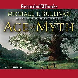 Age of Myth Audiobook