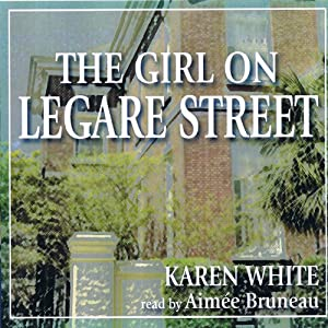 The Girl on Legare Street Audiobook