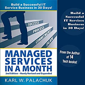 Managed Services in a Month Audiobook