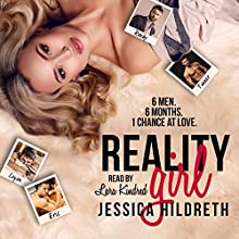 Reality Girl: Episode One: Behind the Scenes, Book 1 Audiobook by Jessica Hildreth Narrated by Lara Kindred