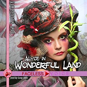 Alyce in Wonderful Land: Lucy Blue Narration Audiobook