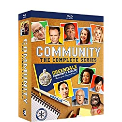 Community - The Complete Series [Blu-ray]