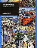 echange, troc Christophe Duflot - Acrylique Peindre les saisons