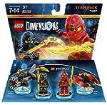 Warner Bros Lego Dimensions Ninjago T...