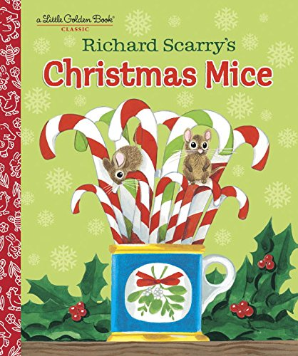 Richard Scarry's Christmas Mice