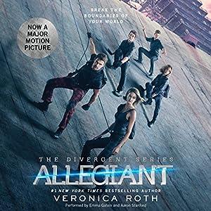 Allegiant Audiobook