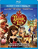 The Book Of Life (Bilingual) [Blu-ray + DVD]