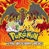 Pokemon Wandkalender 2010