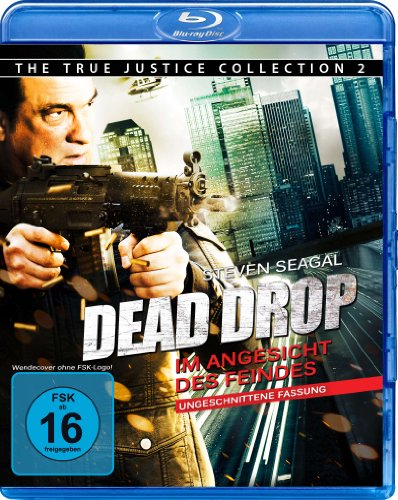 Dead Drop - Im Angesicht des Feindes - The True Justice Collection 2 [Blu-ray]