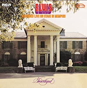 Recorded Live on Stage in Memphis [Vinyl LP]