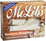 McLib's Southern Dumplings, 8-Ounce Boxes (Pack of 5)