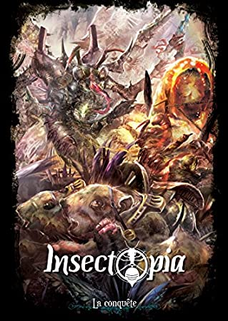 Insectopia - livre de base