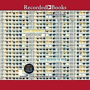 What Belongs to You Audiobook