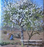img - for Intimate Impressionism from the National Gallery of Art book / textbook / text book