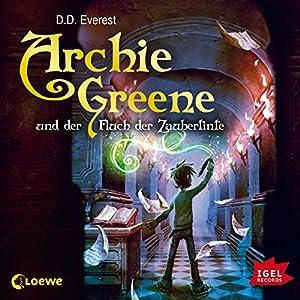 Archie Greene und der Fluch der Zaubertinte Hörbuch