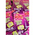 10 Vimto Flavour Super Sour Popping Candy 3.5g each