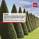 echange, troc  - Mozart : Concertos pour clarinette, pour hautbois, pour basson
