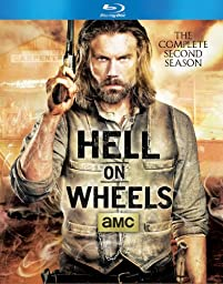 Hell on Wheels: Season 2  [Blu-ray]