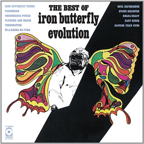 Iron Butterfly - Best Of Iron Butterfly Evolution - Zortam Music