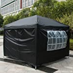 BTM 3x3m Pop Up Gazebo Outdoor Foldin...