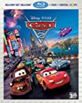 Cars 2 (Five-Disc Combo: Blu-ray 3D /...