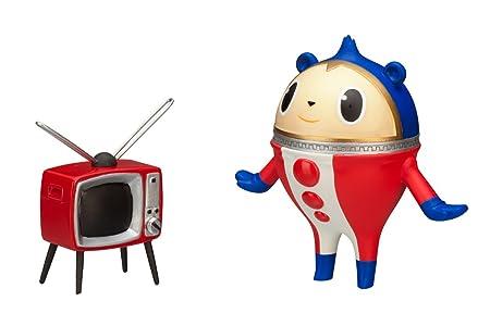 Persona 4: Kuma & TV Twin Pack PVC figurine Set