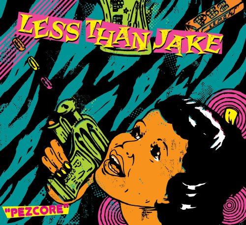 Less Than Jake - Pezcore (W/Dvd) - Zortam Music