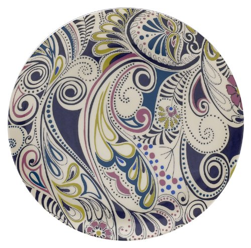 Denby/Monsoon Cosmic Salad Plate 22 cm