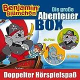 Benjamin Blümchen Abenteuer Bundle: Folge 41 - Benjamin Blümchen als Pirat & Folge 42 - Benjamin Blümchen als Ritter
