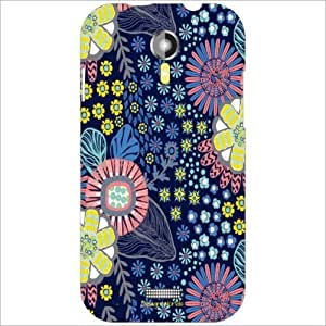 Design Worlds - Micromax A117 Canvas Magnus Designer Back Cover Case - Mult...