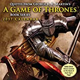 Quotes from George R.R. Martin's A Game of Thrones Book Series 2017 Day-to-Day C