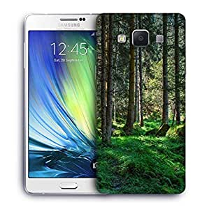 Snoogg Desnse Forest Designer Protective Phone Back Case Cover For Samsung Galaxy ON5