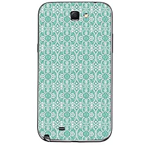Skin4gadgets PATTERN 185 Phone Skin for SAMSUNG GALAXY NOTE 2 (N7100)