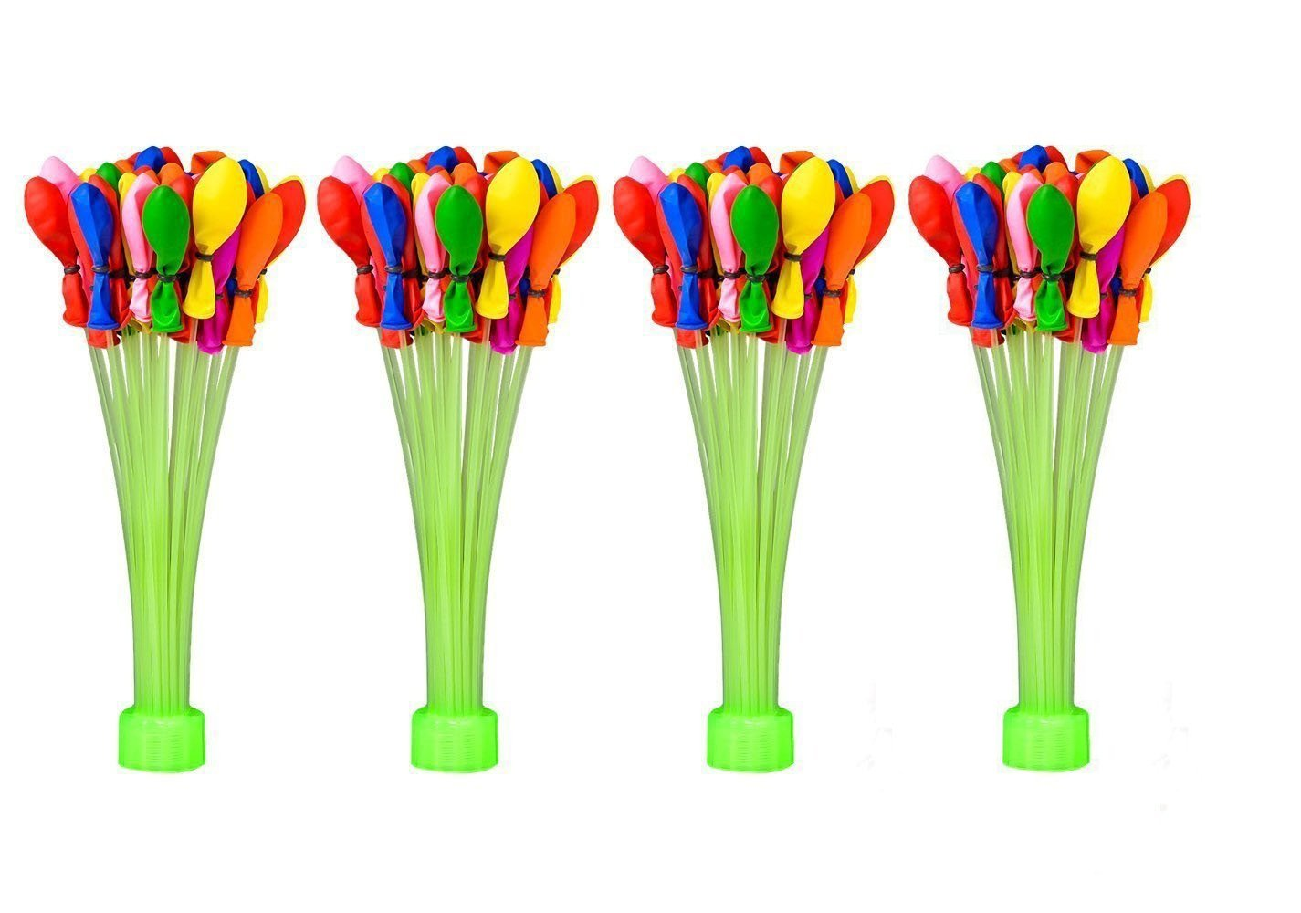 water balloons,Fill in 60 Seconds,148 Total Water Balloons