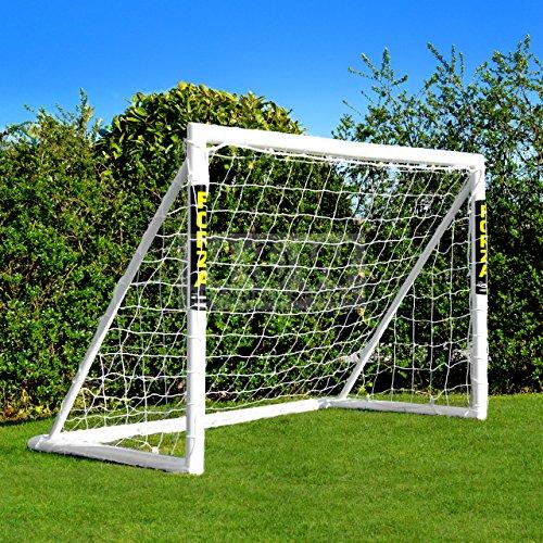 FORZA - 1,8 x 1,2 m wetterfestes Fußballtor, 1 Jahr...