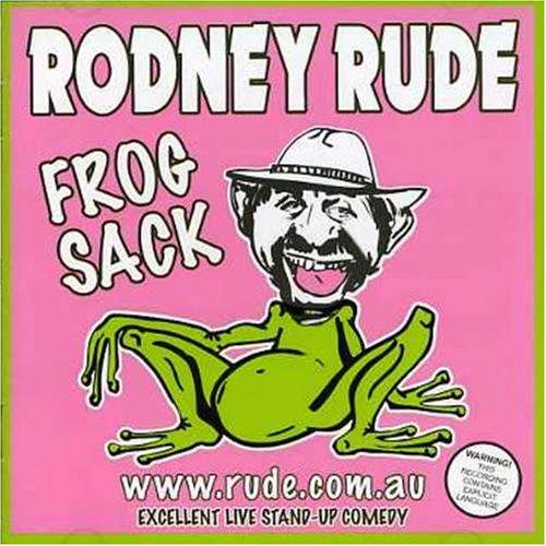Frog-Sack-Rodney-Rude-Audio-CD