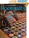 Floorquilts!: Fabric Decoupaged Floor...