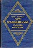 img - for Funk & Wagnalls new comprehensive standard dictionary of the English language book / textbook / text book