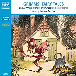 Grimm's Fairy Tales Audiobook