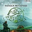 Die Furcht des Weisen 2 (Die Königsmörder-Chronik 2.2) Audiobook by Patrick Rothfuss Narrated by Stefan Kaminski