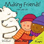 Just Like Us:Making Friends(Age 0-2)
